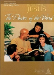 The Power of the Word (In Step With Jesus; New Members Study Guide 3)